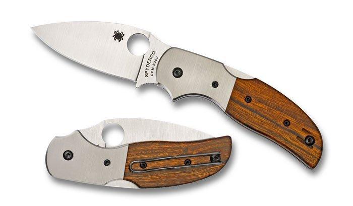 Нож складной Sage 4 Ironwood & Titanium sage de crêt пиджак
