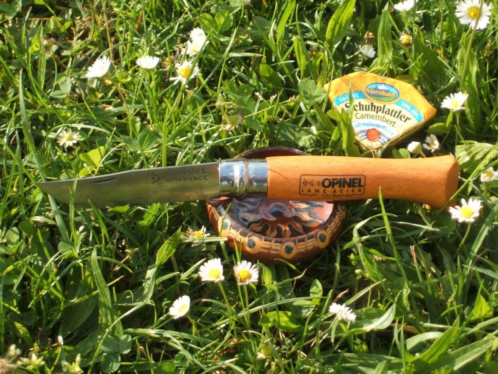 Фото 3 - Нож складной Opinel №10 VRN Carbon Tradition