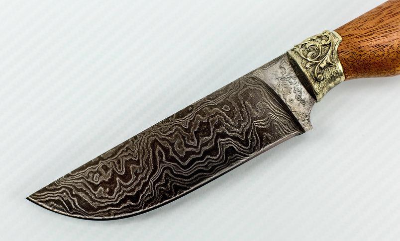 Фото 9 - Авторский Нож из Дамаска №9, Кизляр от Noname