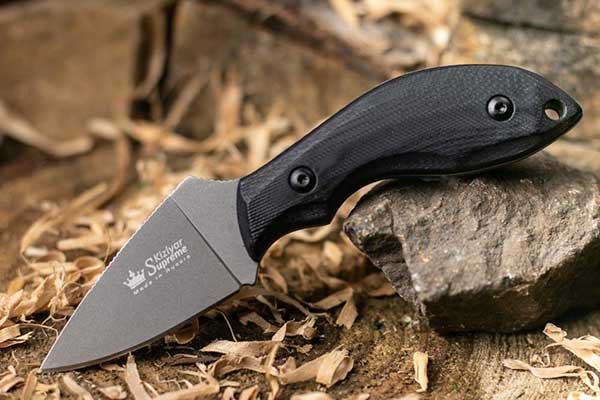 шейный нож Hammy Sleipner TW, Kizlyar Supreme