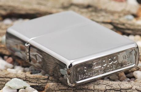 Серебряные зажигалки