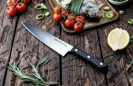 Ножи шефа-поварские ножи