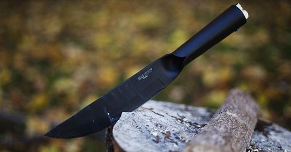 нож Cold steel Bushman 95BUSK, сталь SK-5, рукоять сталь