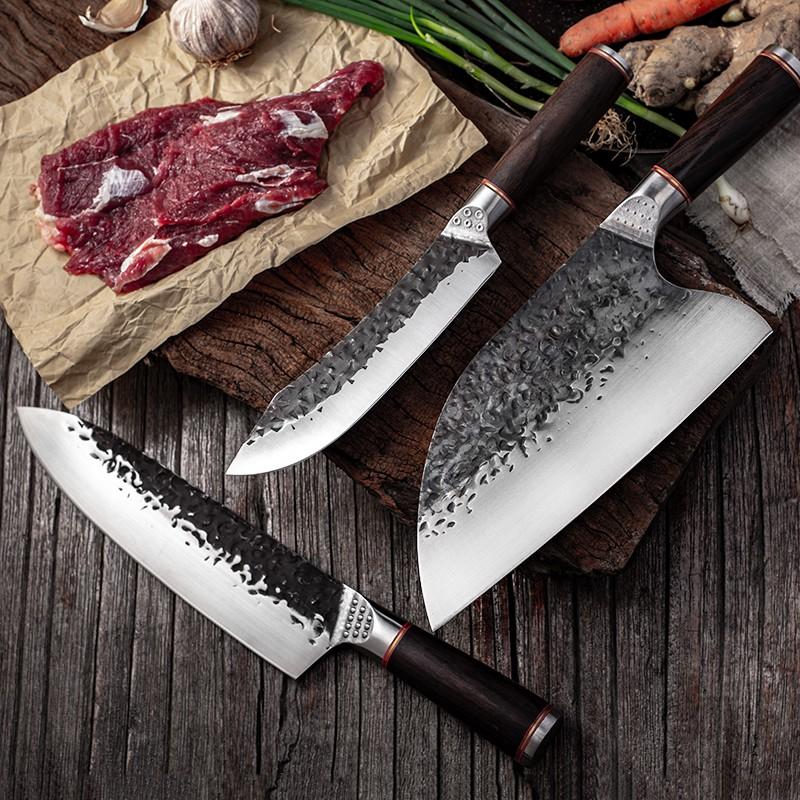 Ножи шефа (поварские ножи)