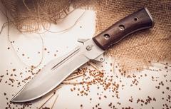 Современные материалы для изготовления ножей