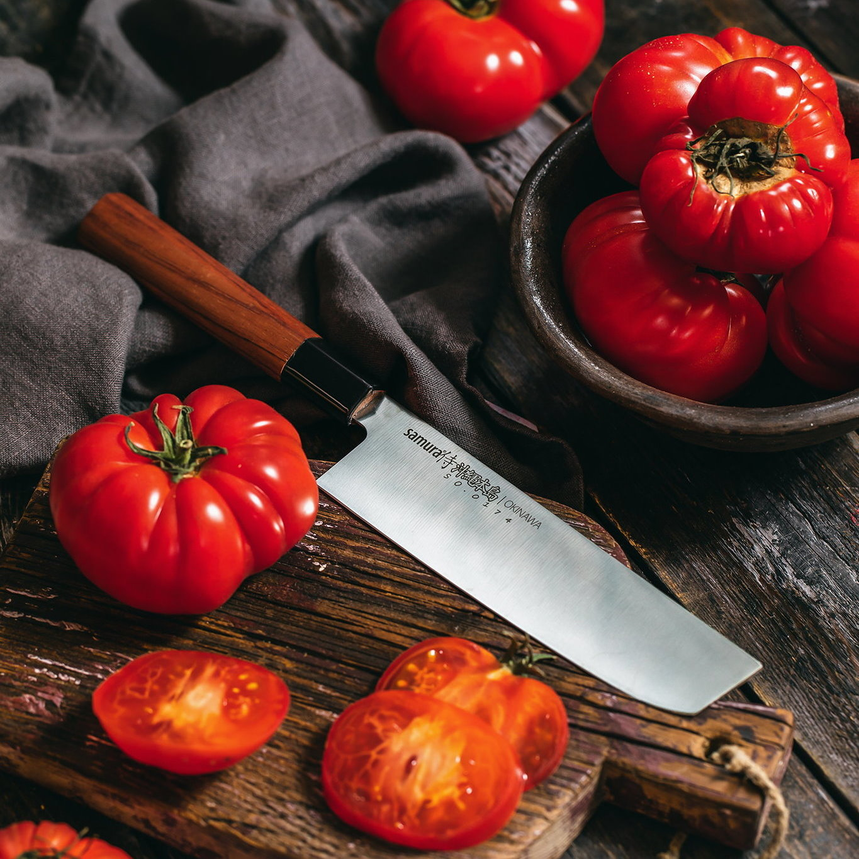 Ножи для овощей