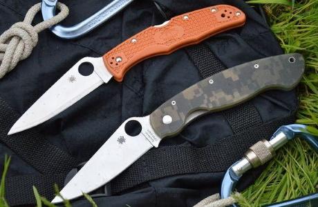 Ножи Spyderco