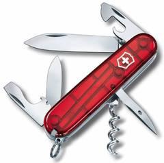 Victorinox Spartan - городской EDC нож?