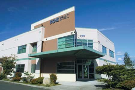 Завод компании SOG