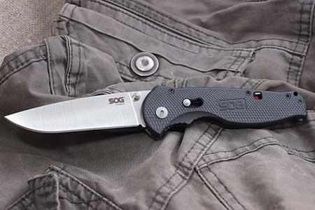 Складной нож FLASH II - SOG FSA8