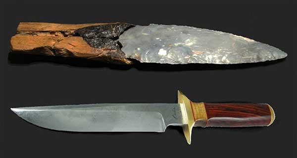 изобретение ножа