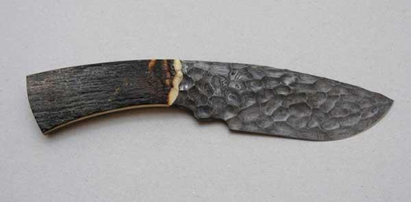 первые металлические ножи