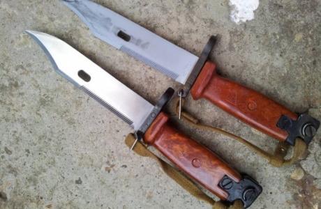 Штык-ножи