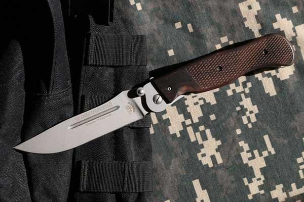 Складной нож Офицерский Д