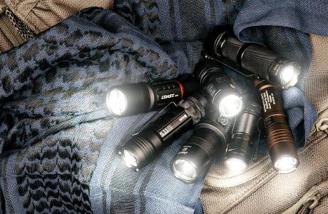 Карманные фонари
