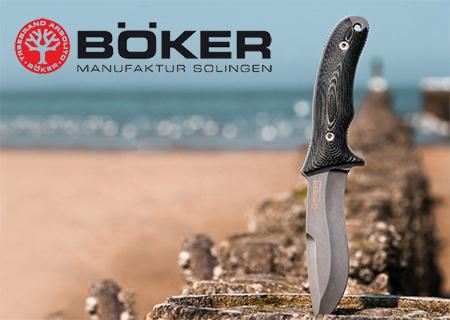 Истории брендов: Boker