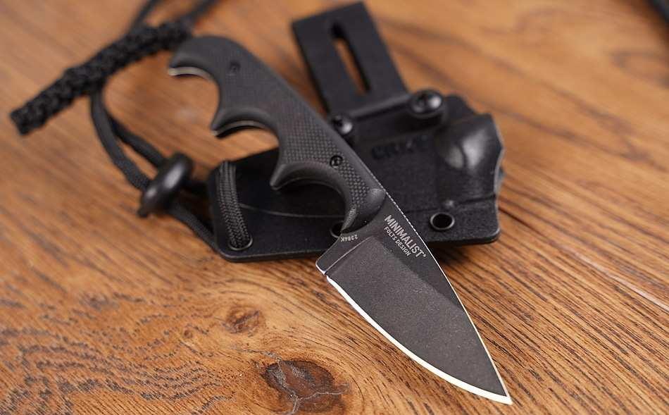 CRKT Minimalist: серия ножей для города и несложного туризма