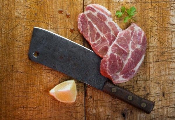 5 практичных топориков для мяса на весну-лето