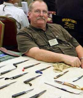 Ножевые дизайнеры: Брэд Зинкер