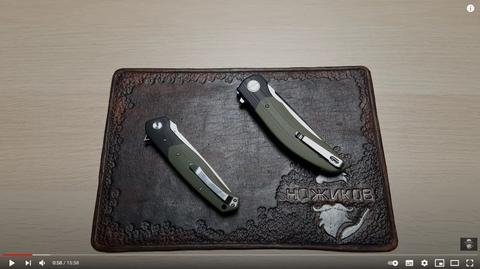Они похожи? Или же нет? || Складные ножи Honor Ti-Rex и Bestech Swordfish