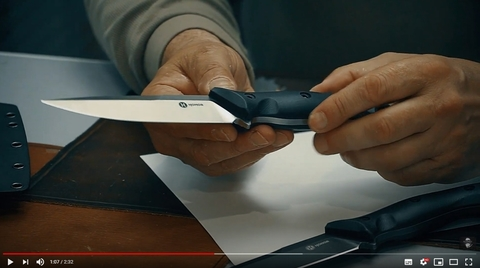 Обзор на Нож Honor Ranger