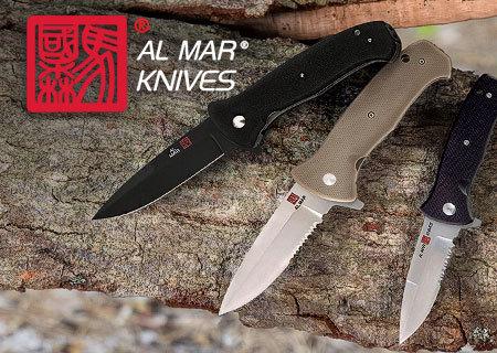 Истории брендов: Al Mar Knives