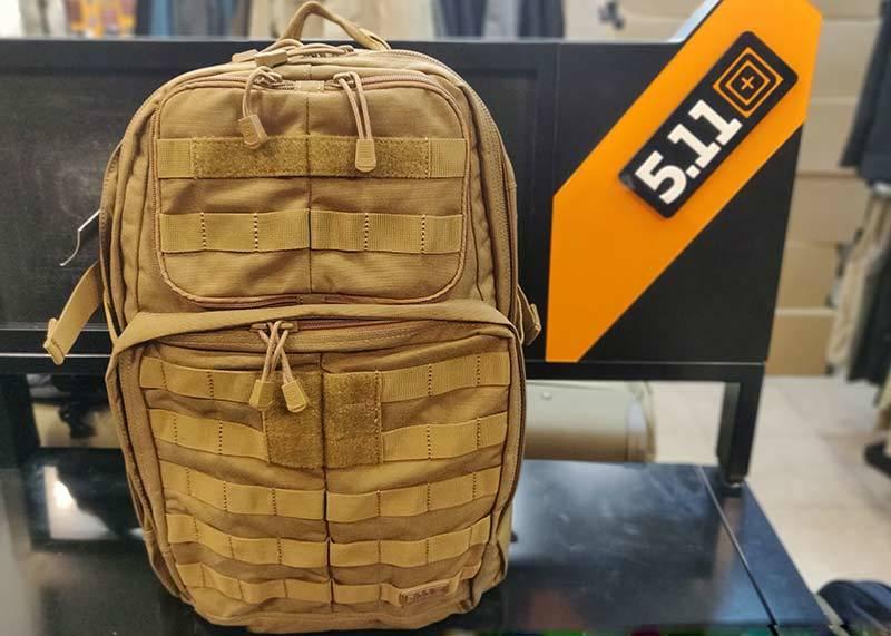 5.11 - тактические рюкзаки, сумки, кепки и мультитулы