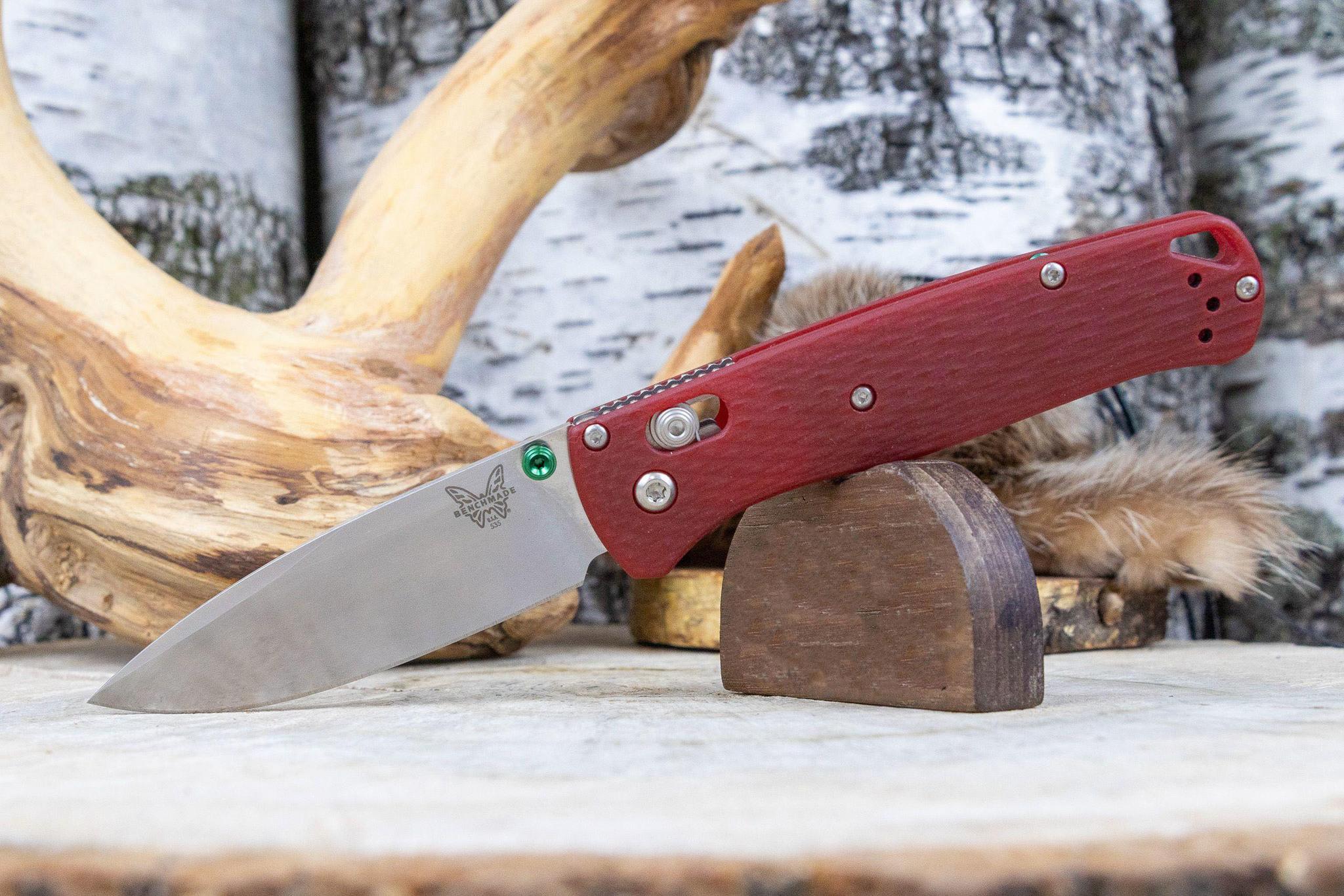 Ультра-легкий складной нож - BENCHMADE BUGOUT