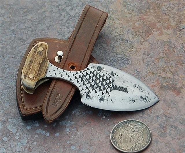 Тычковые ножи - происхождение и современность