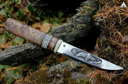 Якутские ножи - влияние моды или универсальный полевой нож?
