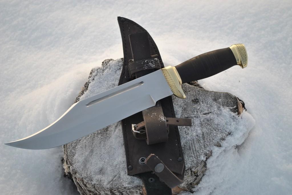 Краткая история ножа Боуи