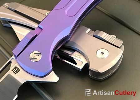 Artisan Cutlery создает собственную сталь для ножей