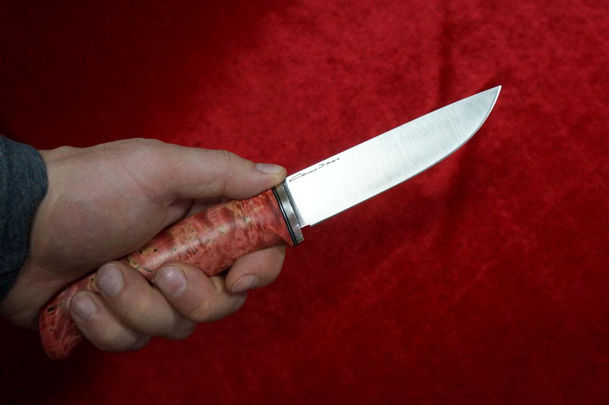 Универсальный охотничий нож – Лиман от мастерской братьев Сандер