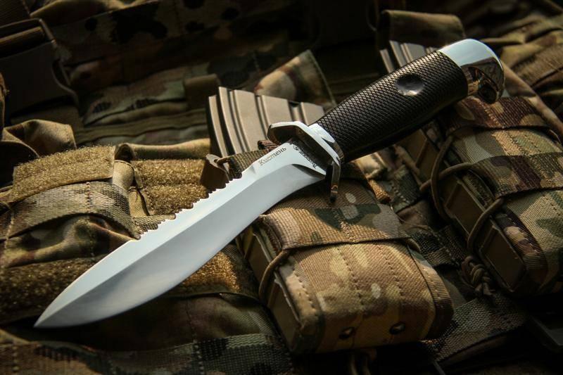 Легальный боевой нож - ТАКТИЧЕСКИЙ НОЖ КИСТЕНЬ, СТАЛЬ 95Х18