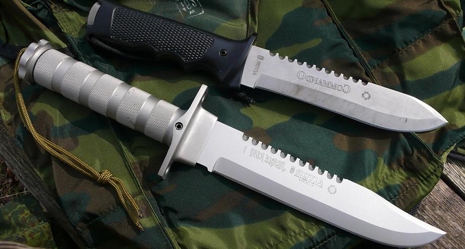 Ножи выживания – маркетинговый миф, или реальность?