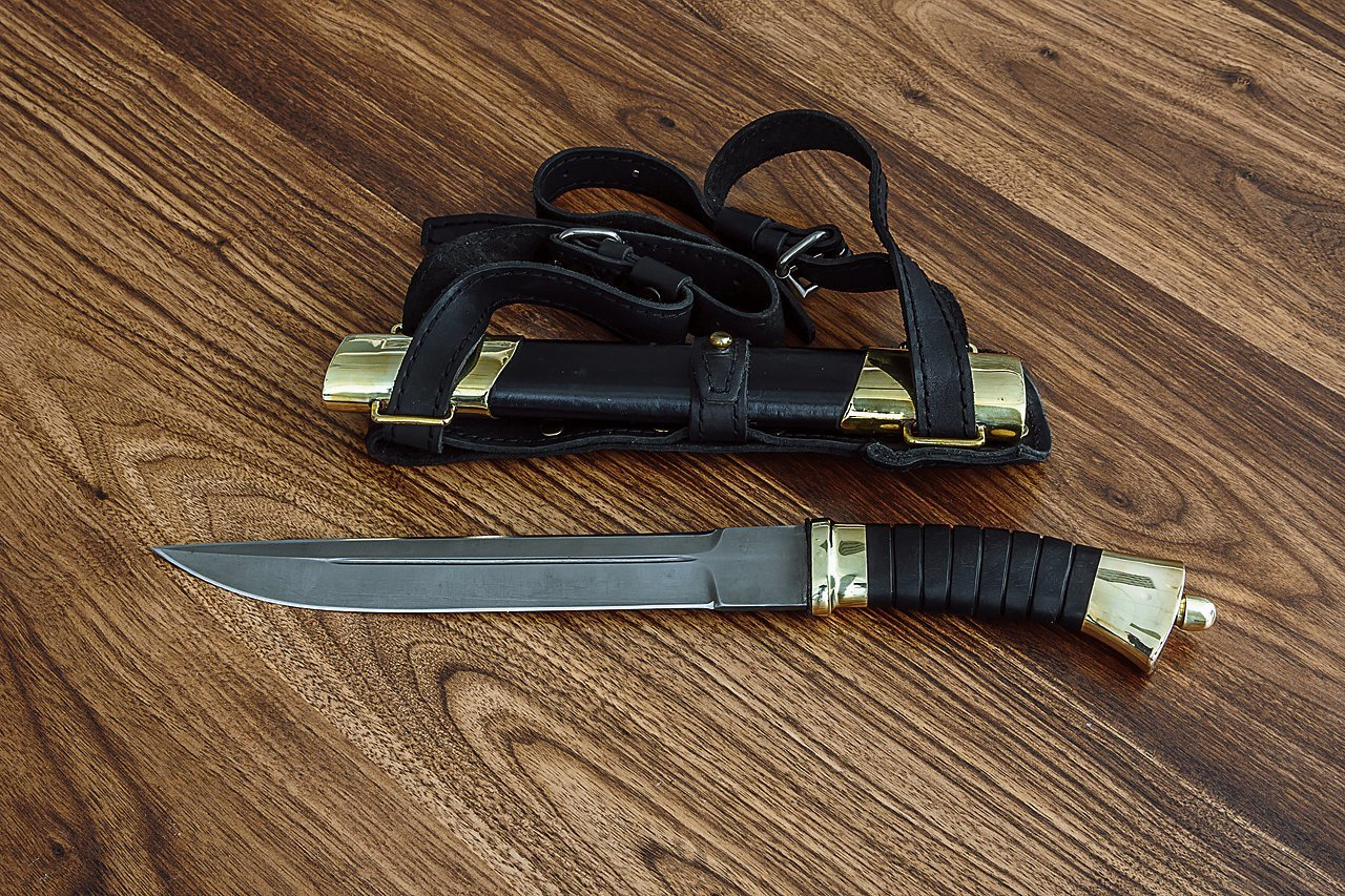 Боевой нож казачьих частей – Пластунский нож
