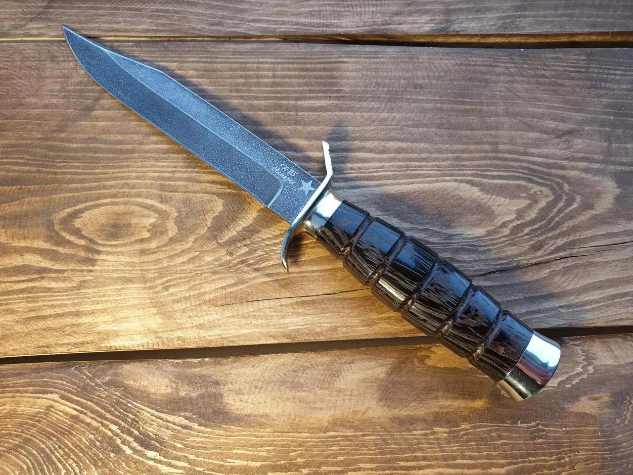 Нож разведчика – история и современность