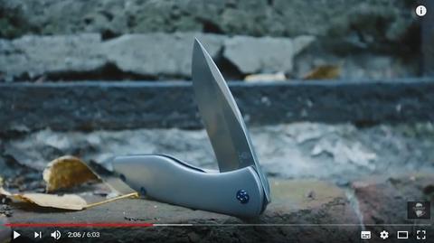 Складной нож Kizer Velox 2