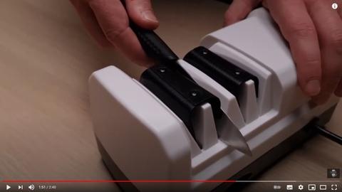 Электрическая алмазная точилка для ножей HIAMEA H1098