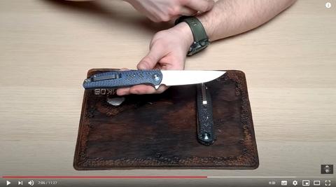 Один из лучших складных ножей?! || Bestech Ascot!