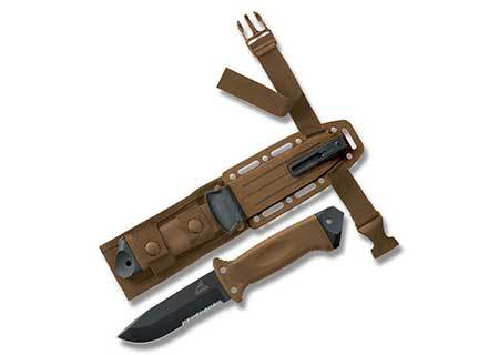Gerber LMF II Survival Knife - мощь, простота и надежность