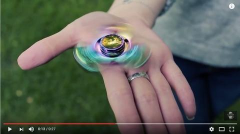 Cпиннер (Hand Spinner) Elfin Rainbow