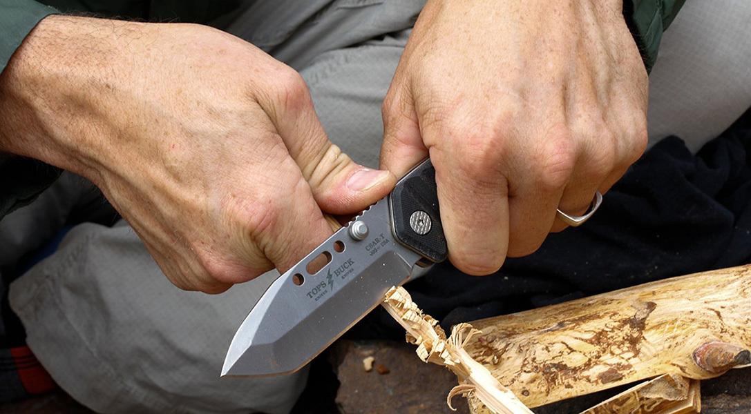 Ну, давай, расскажи нам, зачем тебе нож?