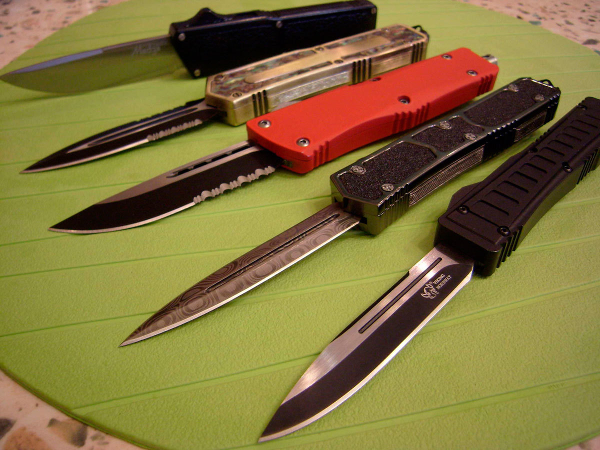 Краткий FAQ по автоматическим ножам