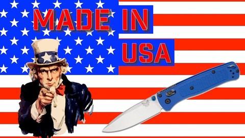 ТОП 10 ножей американского производства!