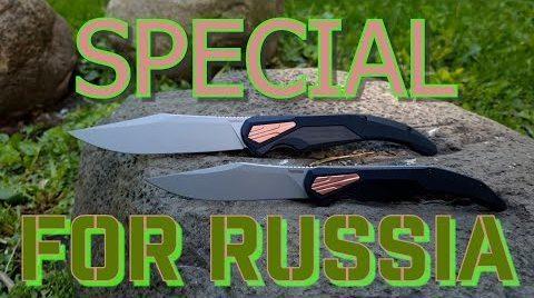 Эксклюзив! Обзор на складной нож KERSHAW STRATA !