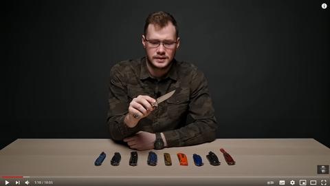 Топ 10 складных ножей до 5000 рублей за 2020 год!