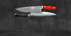 Ножи по видам стали