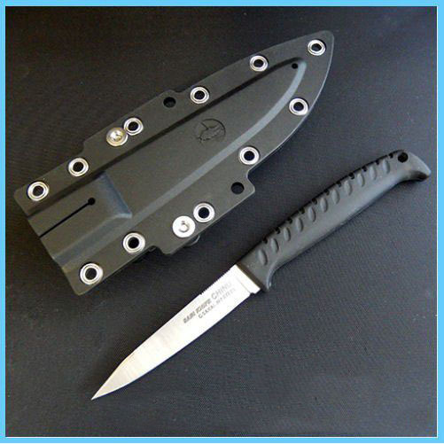 Нож рыболовный G.Sakai Sabi Knife Chinu GS-11477, сталь H1, кратон