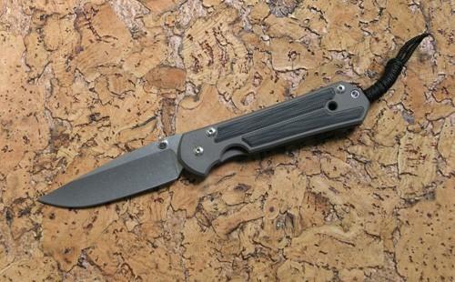 Нож складной Chris Reeve Large Classic Sebenza LCSML